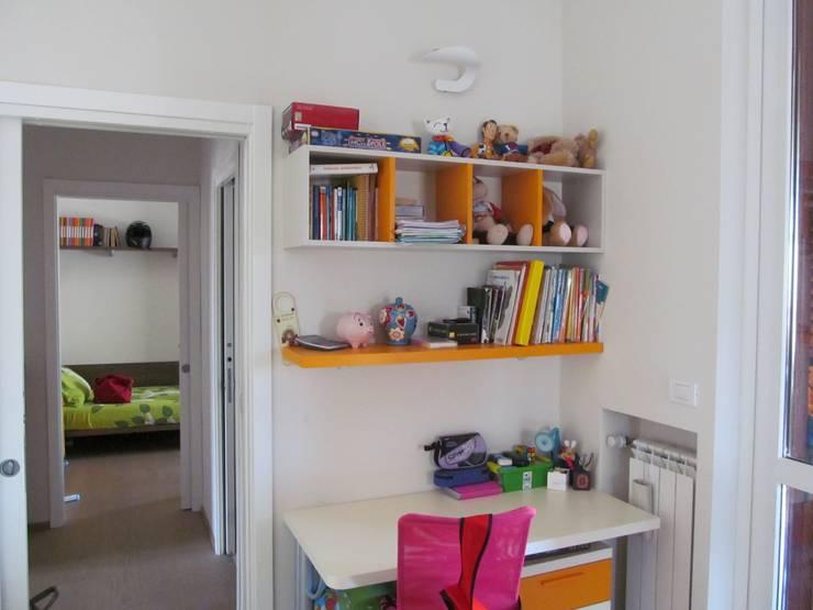 Bedroom by Architetto Alberto Colella
