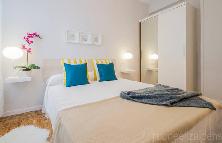 Dormitorios de estilo escandinavo de homify