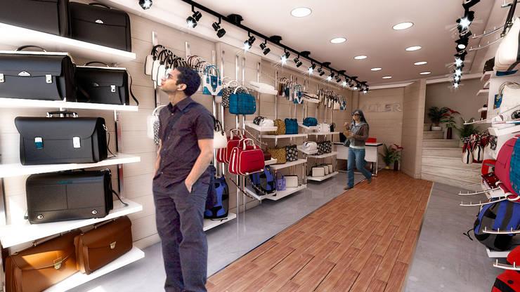 nd desing – istanbul beyezıd grand bazaar:  tarz Alışveriş Merkezleri, Modern