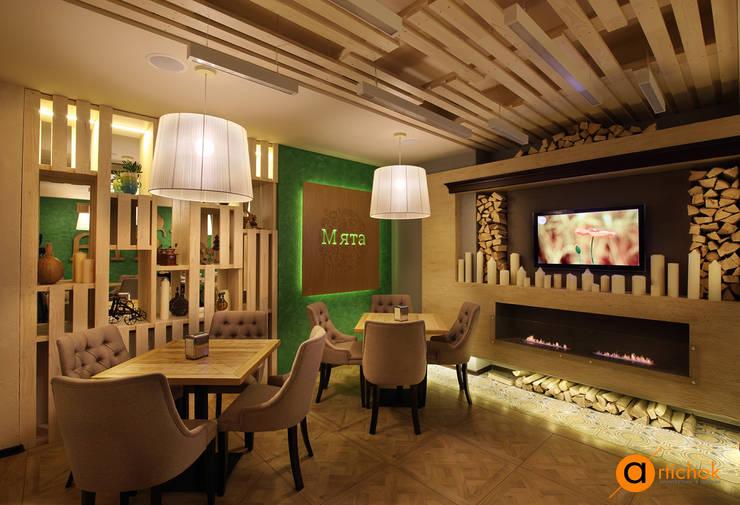 Ресторации в . Автор – Art-i-Chok