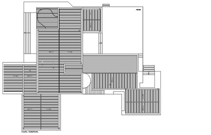 Cobertura:   por Davide Domingues Arquitecto