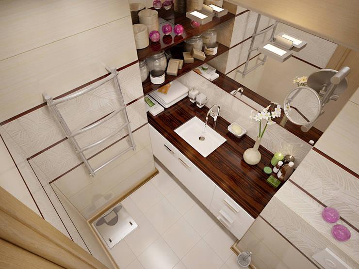 Baños de estilo  por EEDS design
