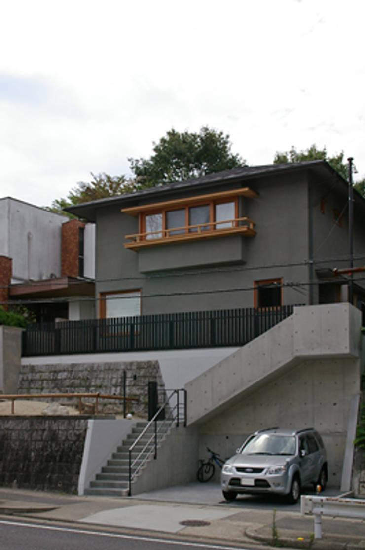 外観: 小林良孝建築事務所が手掛けた家です。