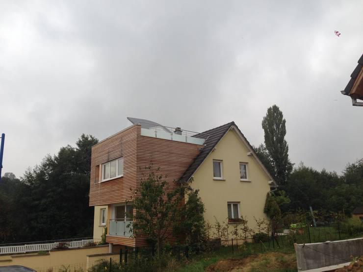 Houses by A.FUKE-PRIGENT ARCHITECTE