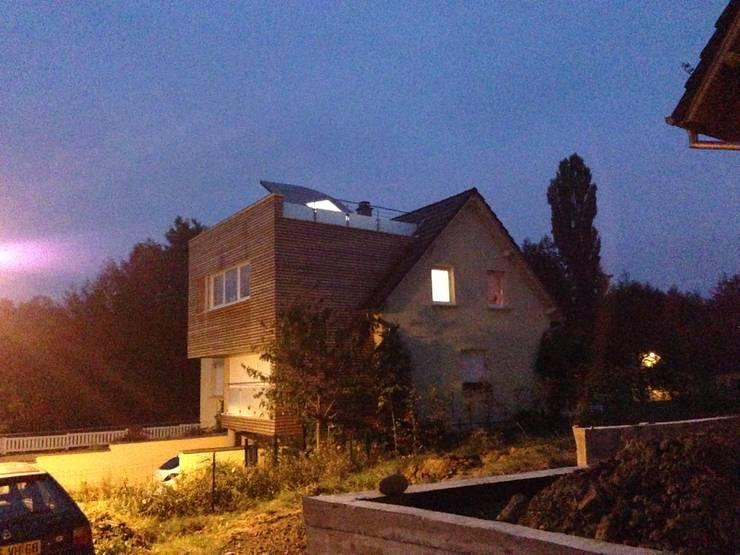 Casas  por A.FUKE-PRIGENT ARCHITECTE