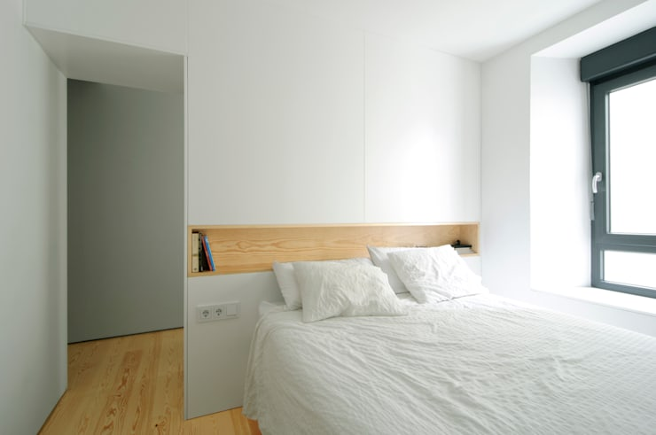 Bedroom by Garmendia Cordero arquitectos