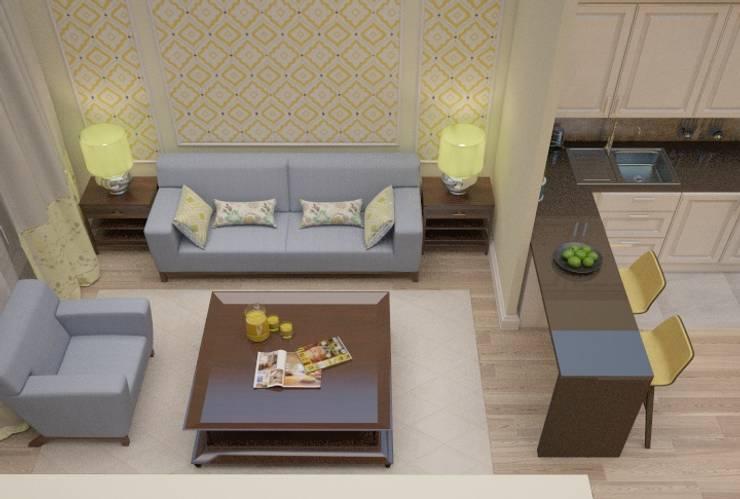 Salon de style  par Decor&Design