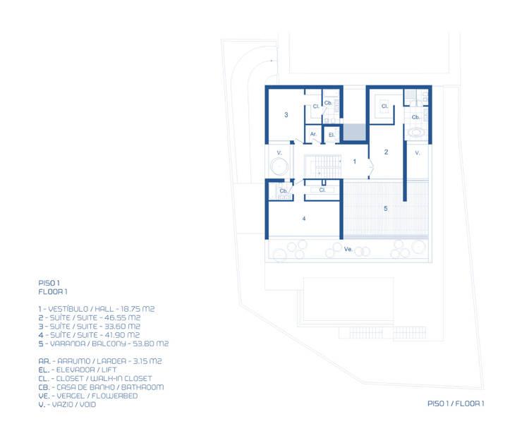 Дома в . Автор – MOM - Atelier de Arquitectura e Design, Lda