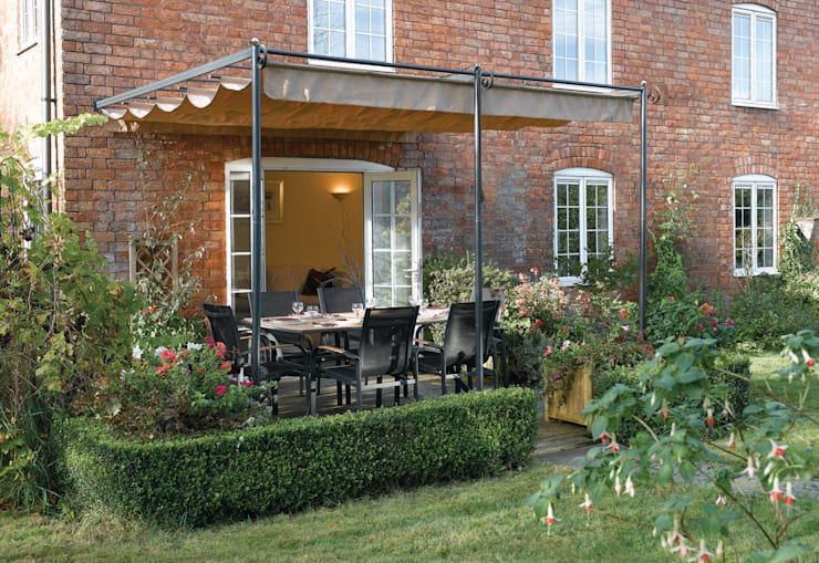 Heritage Gardens UK Online Garden Centreが手掛けた庭