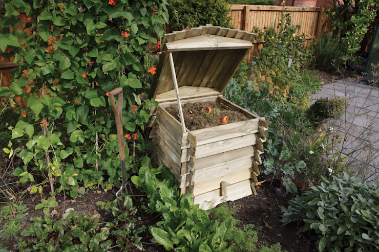 Projekty,  Ogród zaprojektowane przez Heritage Gardens UK Online Garden Centre