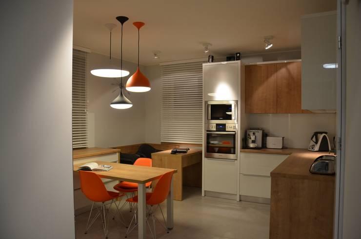 Studio Projekt의  주방