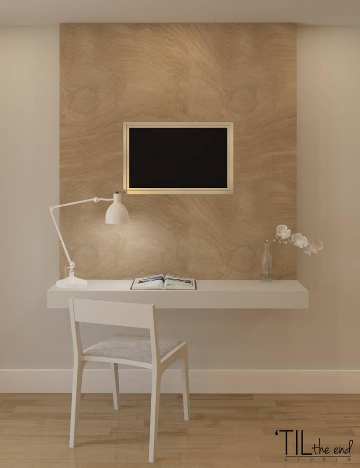 Room 1: Hotéis  por Lagom studio