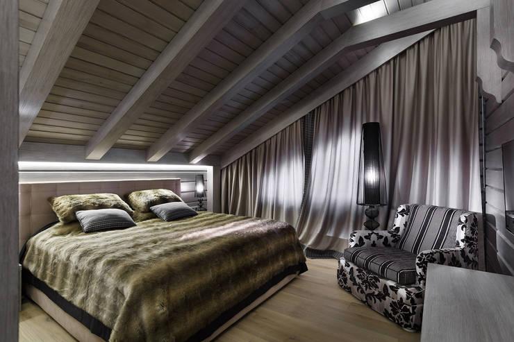 Dormitorios de estilo  por artstyle