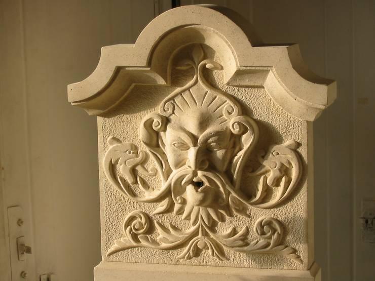 Jardines de estilo clásico por Jean-Pierre COLLIER Sculpteur