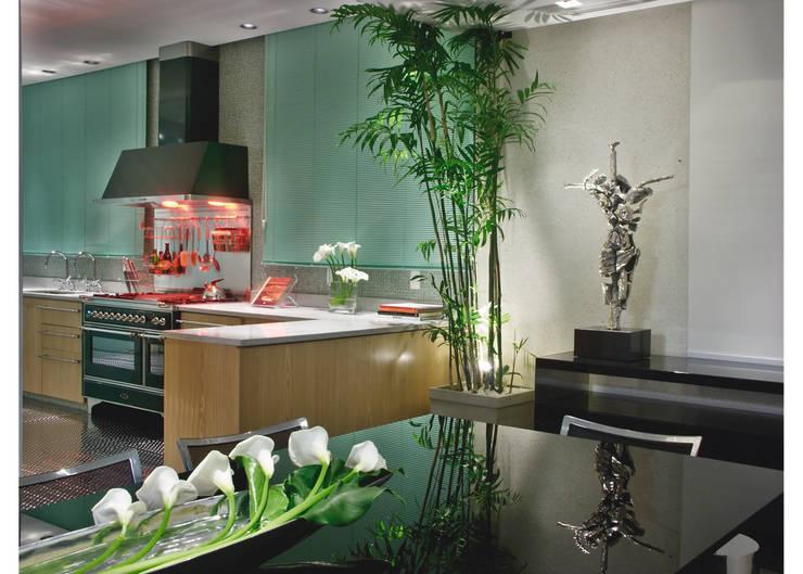 Apto Al. Campinas: Cozinhas modernas por Elisabete Primati Arquitetura