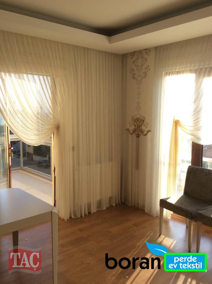 Boran Perde – Panel Perde :  tarz Pencere & Kapılar