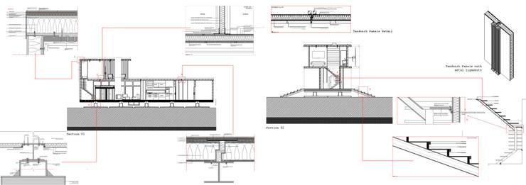 Detalhes constructivos:   por Sara Santos Arquitecta