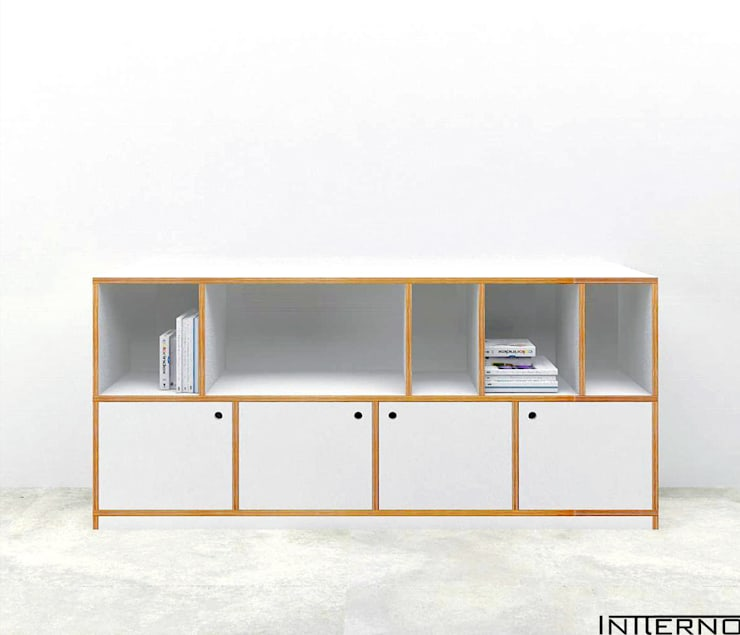 Living room by Intterno