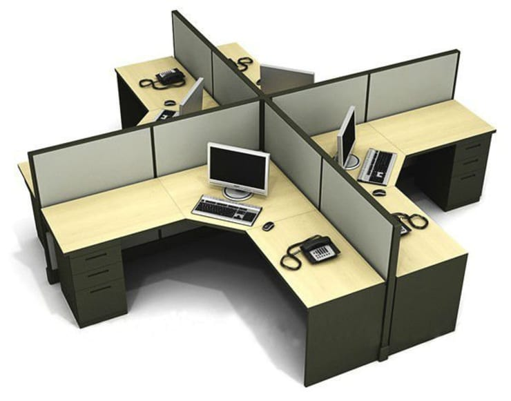 Workstations: modern  by Aristolite,Modern