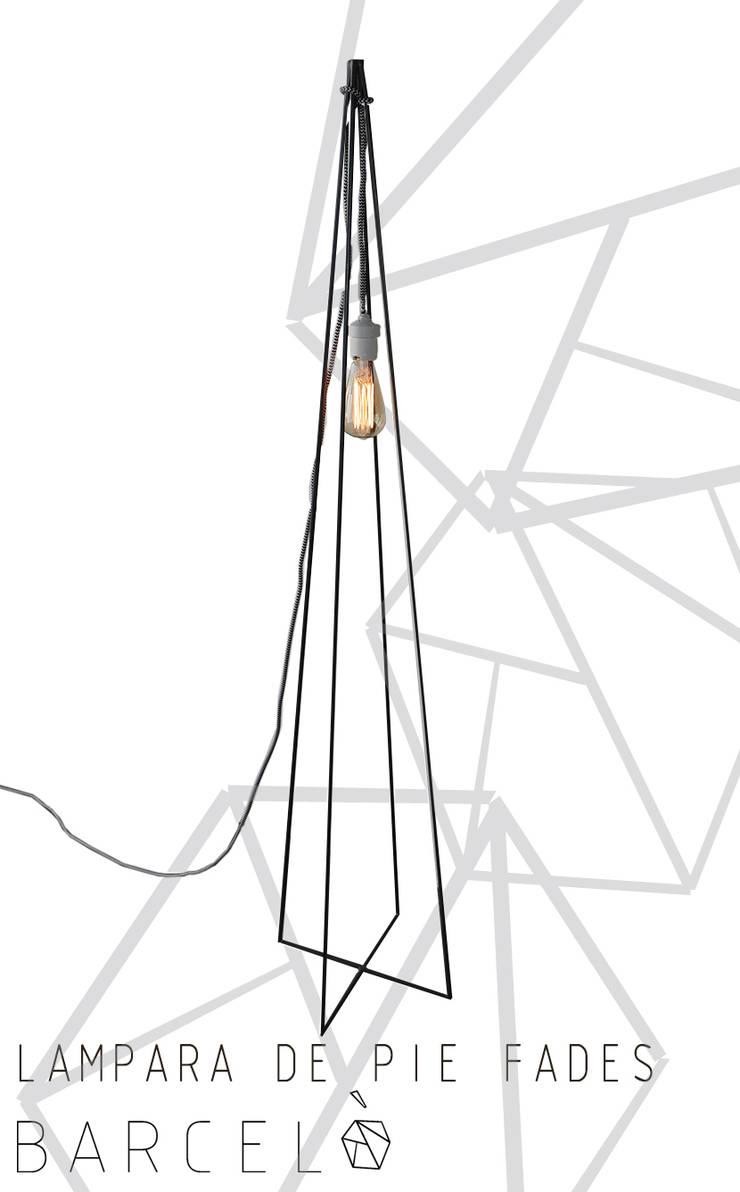 Locaux commerciaux & Magasins de style  par Barcelò. diseño en hierro