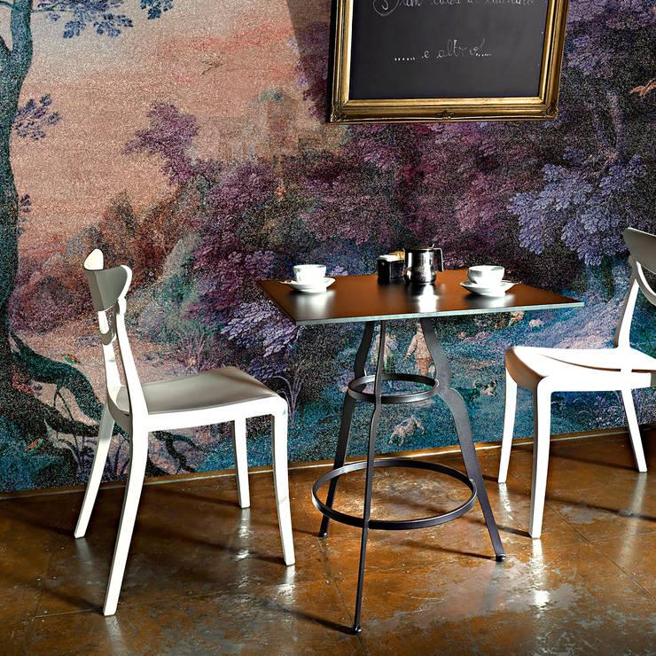 ARREDI MURALI: Paesaggio d'interni in stile  di Contract Bardini Collection