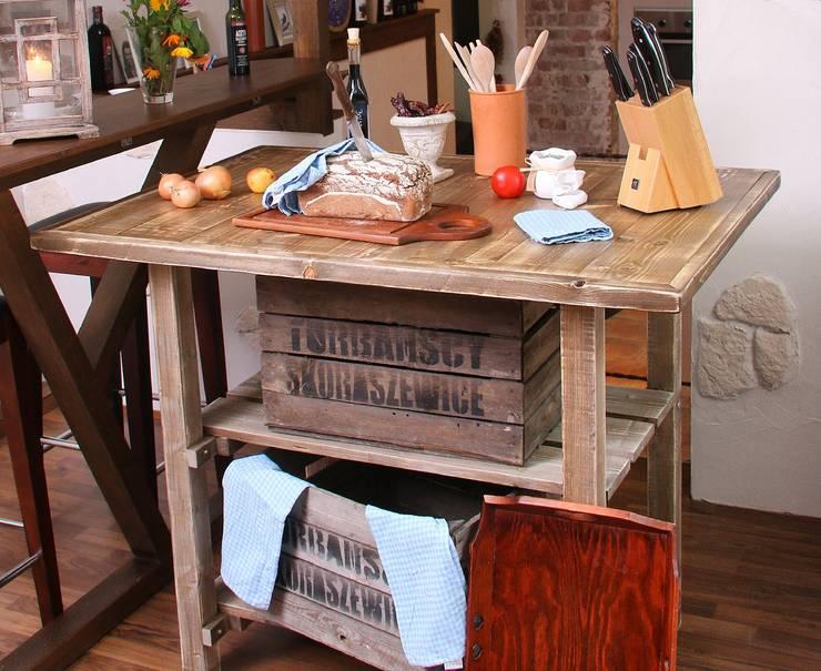Cozinha  por Holzkunst Dupré