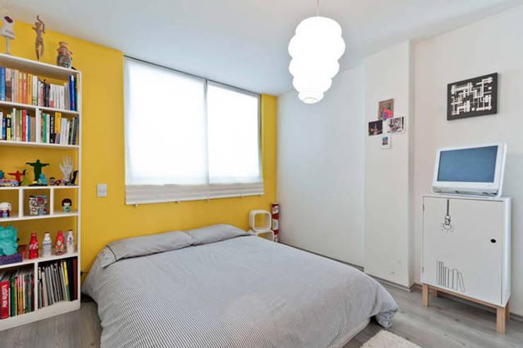 غرفة نوم تنفيذ Franko & Co.