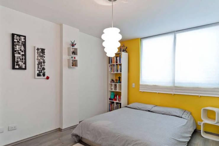 Dormitorio: Recámaras de estilo  por Franko & Co.