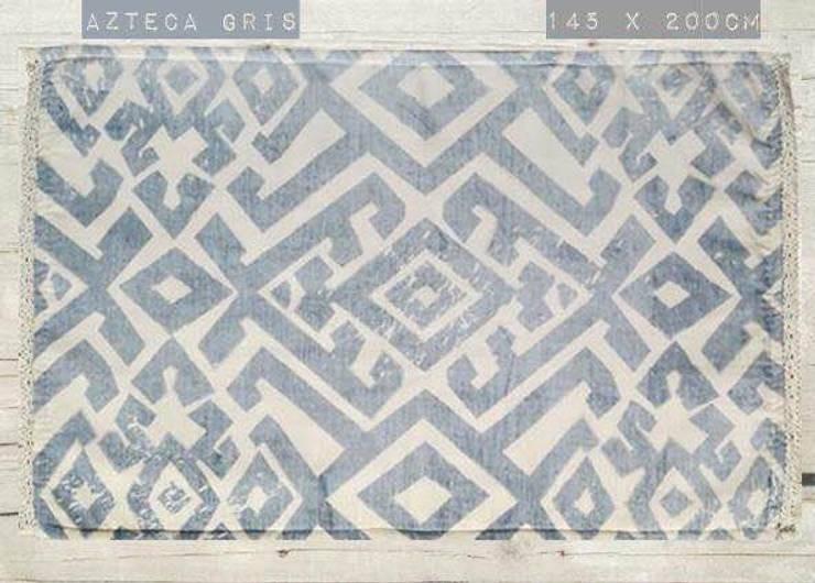 Alfombra Azteca de Luc*At diseños Rústico