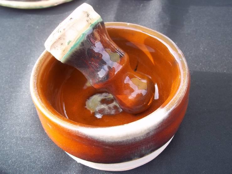 OBJETOS COTIDIANOS: Arte de estilo  por KO-LAIK arte ceramico
