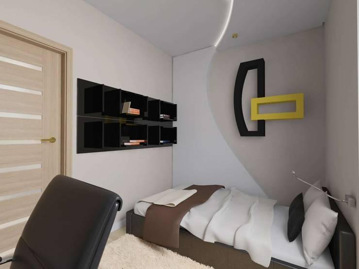 Projekt sypialni: styl , w kategorii Sypialnia zaprojektowany przez Bohema Design