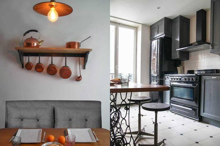 Mobilier pour cuisine: Cuisine de style de style Moderne par STUDIO SANDRA HELLMANN