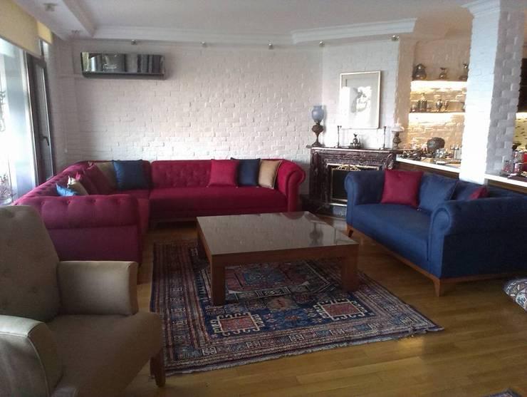 Koltuk Home – chester köşe koltuk :  tarz Oturma Odası