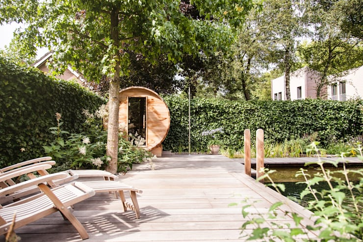 Garden by Studio REDD exclusieve tuinen, Country