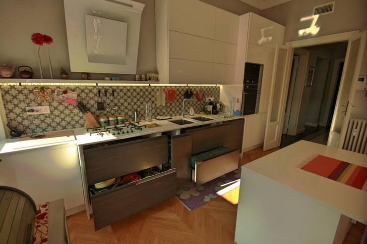 Cuisine de style  par studiodonizelli, Moderne