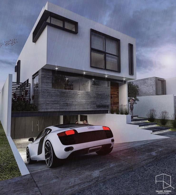 Proyecto Casa 27-G:  de estilo  por Taller Forma ARquitectura