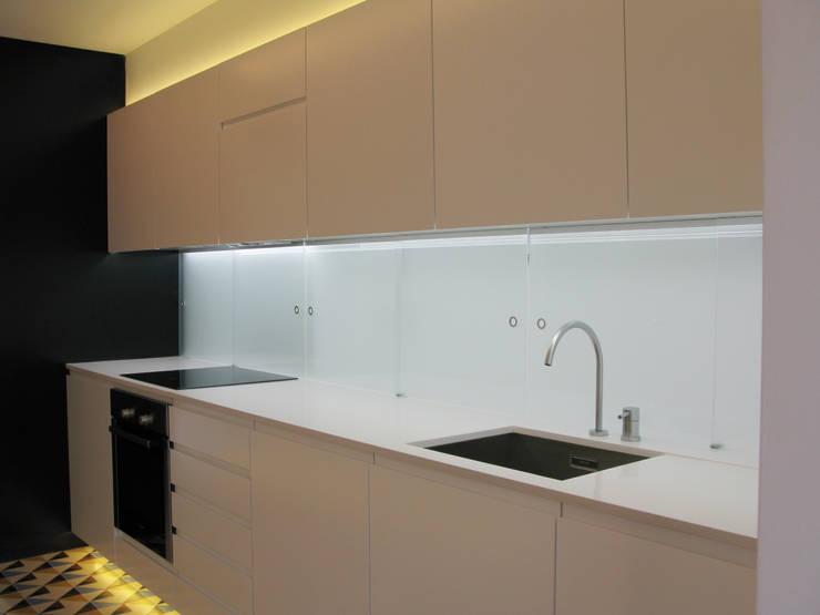 Kitchen by Palma Rato + Partners
