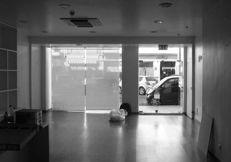 Grocery store Maria Granel:   por Palma Rato + Partners