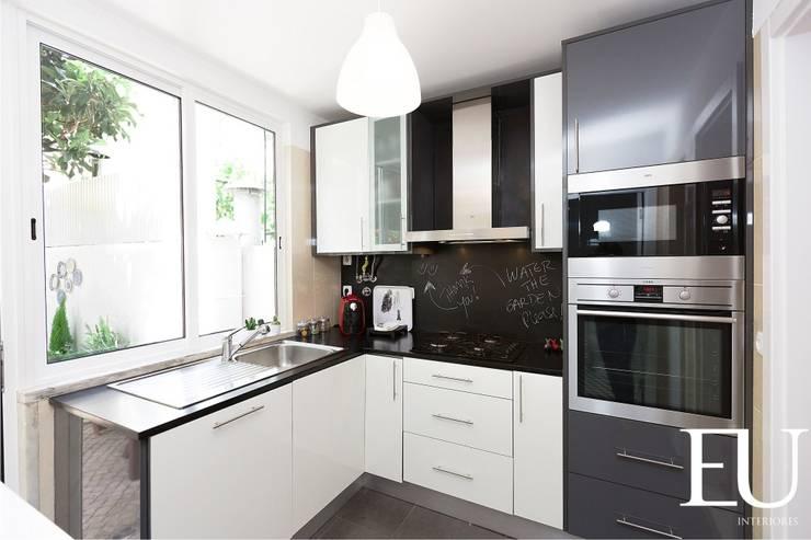 Kitchen by EU INTERIORES