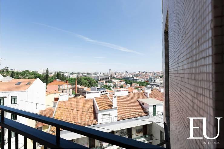 APARTAMENTO TURÍSTICO PRÍNCIPE REAL - LISBOA: Casas  por EU INTERIORES