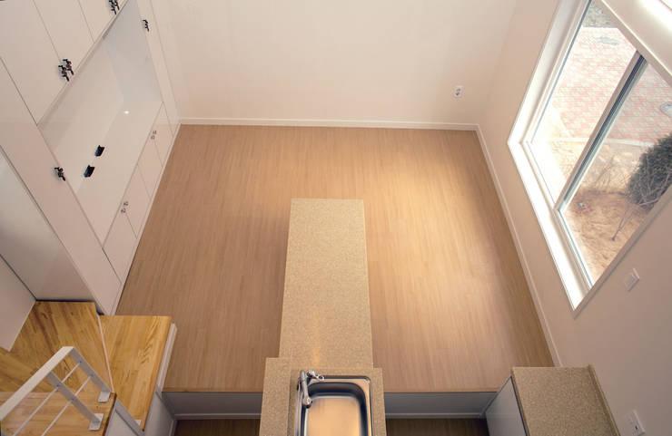 ห้องทานข้าว by AAPA건축사사무소