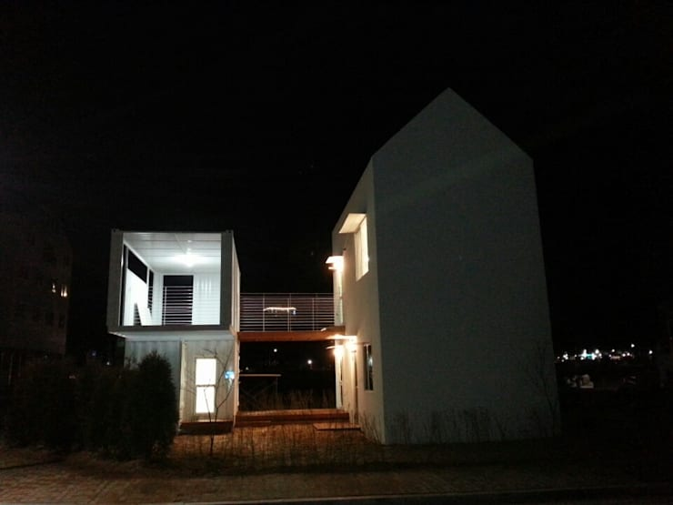 บ้านและที่อยู่อาศัย by AAPA건축사사무소
