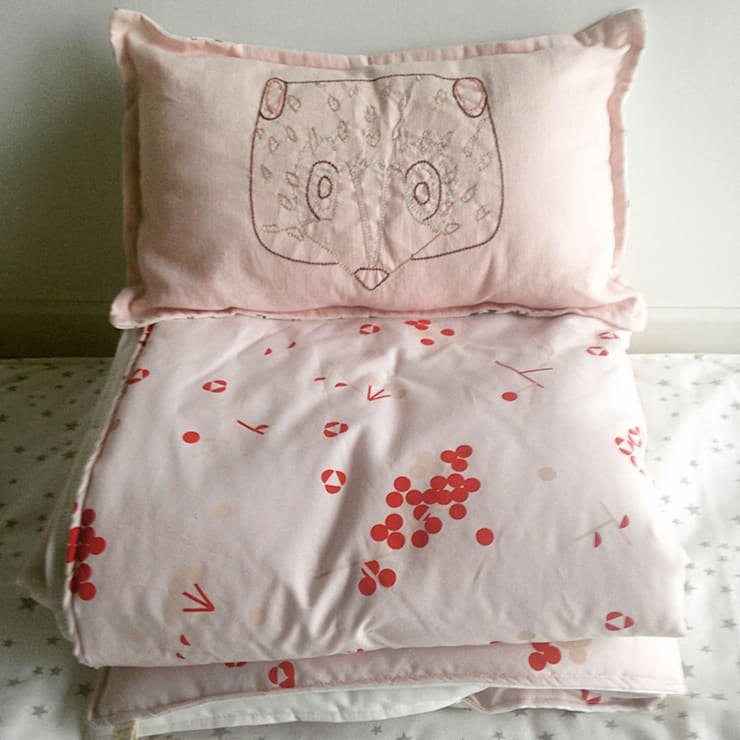 Nursery/kid's room by bla bla textiles