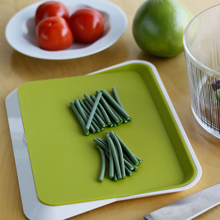 zeebe_spill stop silicone cutting board set: zeebe의  주방