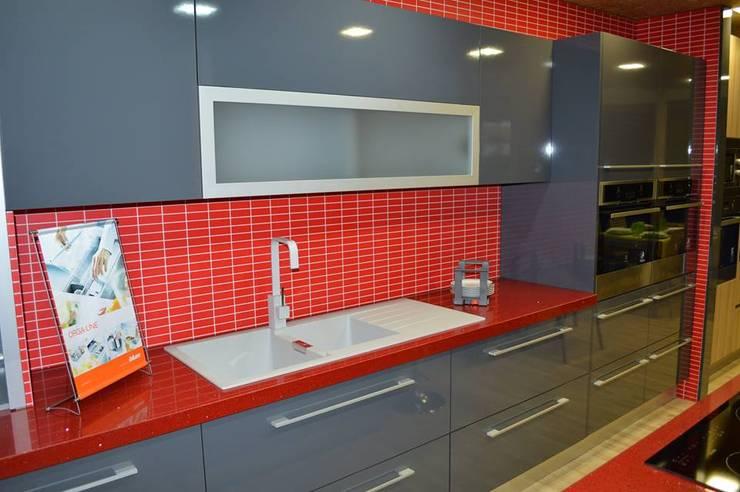 Cozinha: Cozinha  por Ansidecor
