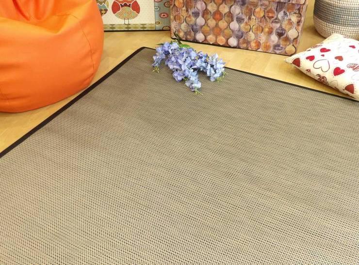 La alfombra de vinilo Siena, de reflejos claros: Hogar de estilo  de latiendawapa