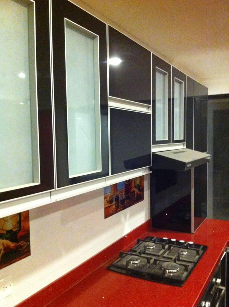 cocina: Cocinas de estilo  por Arttektura SAS