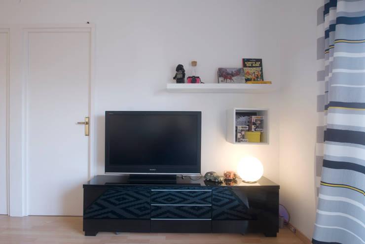 Living room by demarcasueca