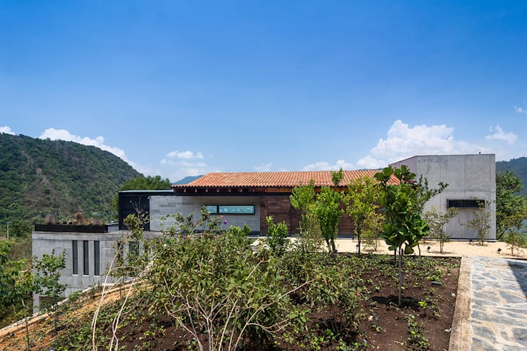 Casas  por BURO ARQUITECTURA