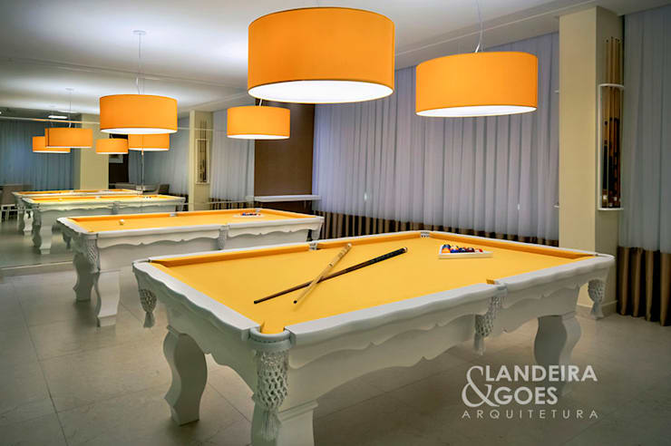 Spa by Landeira & Goes Arquitetura,